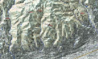 地形図は基本
