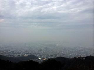 有名な星掬台(きくせいだい)日本三台夜景のひとつだ。