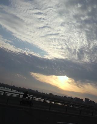 【お気に入りのコース】淀川までは自転車で3分。身近なものから何を感じるか?がすべてです。