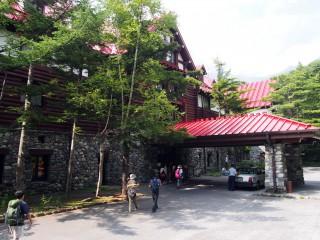【帝国ホテル】五千尺ホテルの追い上げも激しいが、伝統ある「山のホテル」だ。