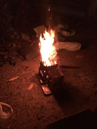 【火】制御されない火と付き合うのはそれなりに難しい。