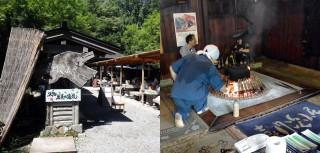 【嘉門次小屋】穂高の伝説的ガイド 嘉門次の名前を継ぐ小屋、実は宿泊もできる。