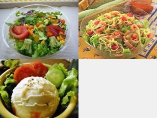 【サラダ】マヨネーズは「お酢」と「卵」なので2品目、あとは・・・?