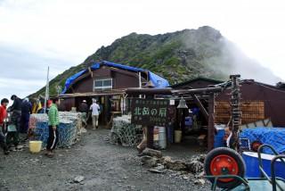 【伝統的】山小屋が多い