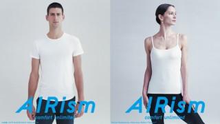 【Airismは肌着】まあ、薄いから仕方ないですが。ちょっと過剰宣伝かとは思います。