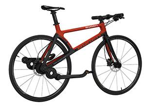 【Direct-Bike】これはちょっと前にニュースになってた気がするけど、アップダウンのすくないコース用のレース車として流行るかもしれない。
