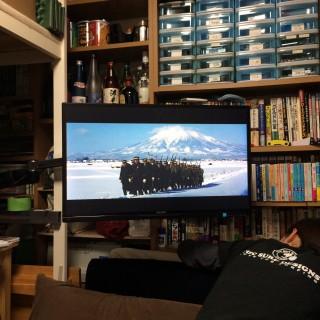 【八甲田山】 一度目の「テスト」で好天に恵まれたため、雪中山岳行軍を中隊規模で実施する計画に「Go」サインが出るが・・・。