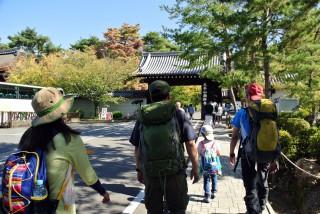 【京都といえば】南禅寺、湯豆腐も有名。