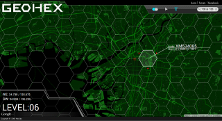【HEX】六角形が「平面認識の生理的な基準」という事も判明、これでウォーゲームの種族的正統性が証明されたようなものです。
