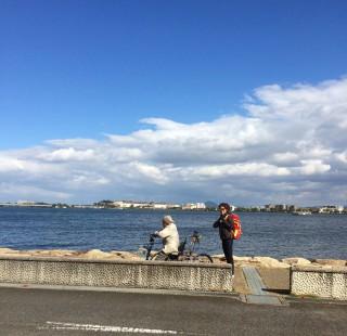 【琵琶湖】限りない淡海とそら