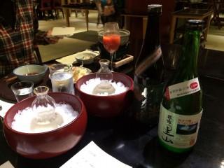 【コシヒカリで作る地酒「里山」】80ボトル限定!!