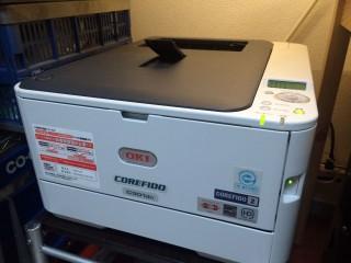 【フルカラー】スキャナは無いが「両面印刷」は標準装備でフルカラーレーザーにしては小型