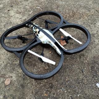 【AR Drone2.0】PARROT社のドローン、パリのメーカーだけどセールスはサンフランシスコが統括してる?
