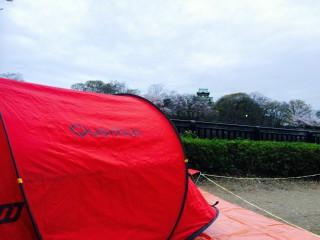 【大阪城ではケシュア】・・・まあレギュレーション的なところが大きいんだけどw