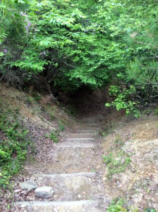 【初体験】「登り続ける、下り続ける」という事初めてなら驚きの連続です。