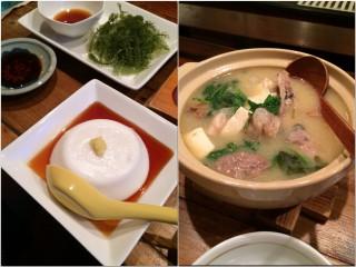 【琉球の爺】名物料理の万能選手でありながら、そつも無い。塩握り寿司なども。
