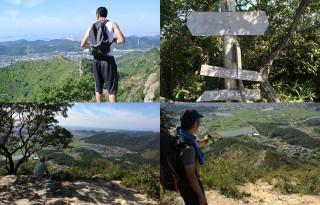 【高御位前】鷹巣山あたりは景色も良い、ウマノセ下ってみたかったけど初志貫徹して進みました。