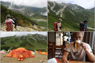 【美しいあのキャンプ場へ】石井スポーツがイベントをやっていて中央に右下の「巨大テント」が張られていた。