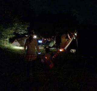 【iPhone5s】上の「ハロウィンキャンプ」の写真と比較してもらえば一目瞭然