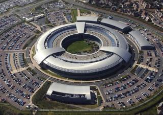 【GCHQ】HQのHQというべきか・・・本拠地の写真です。