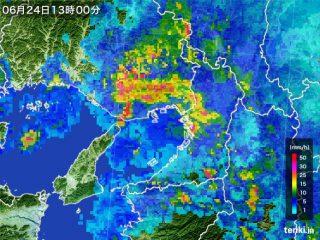 【昨日の天気】Tenki.jpは後から天気の動きを再検証するのに便利なサイトです。