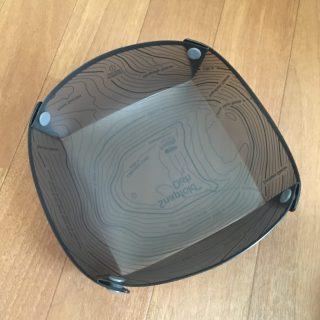 Fozzils「まな板とボウルを兼用できる『折り紙プレート』」